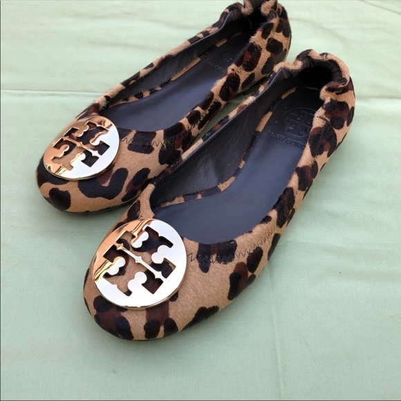 725cb66597c3 Tory Burch Shoes   Reva Calf Ballet Flats Size 55   Poshmark